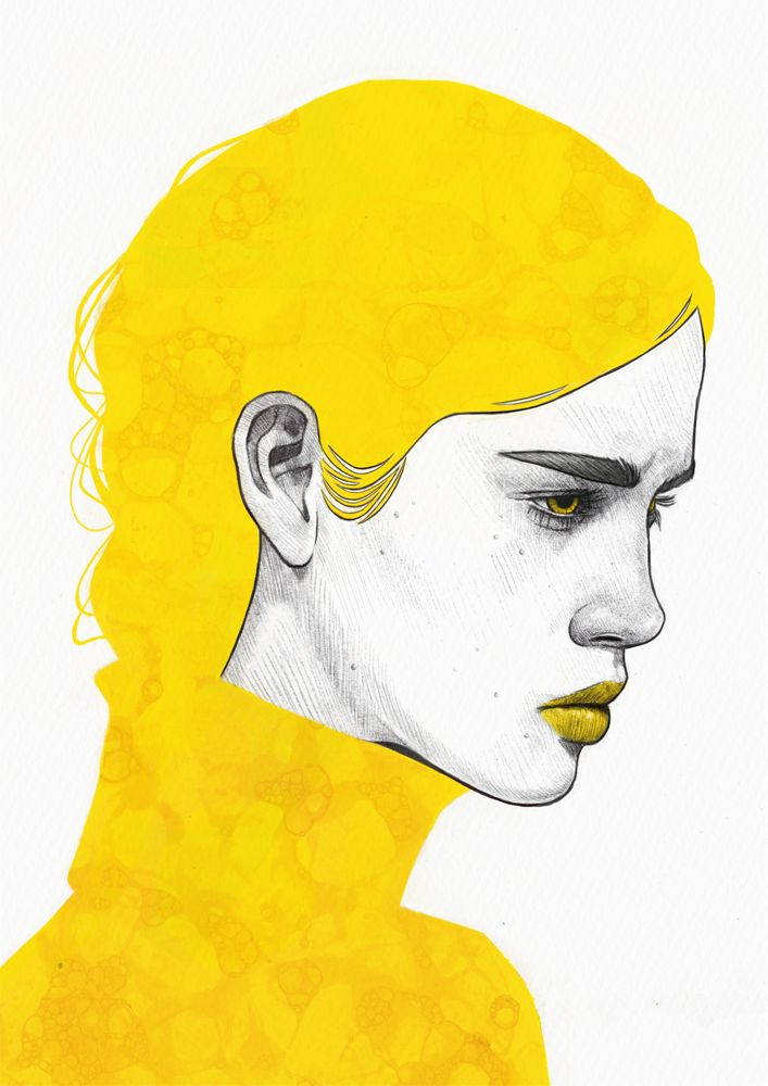 Yellow III by Tomasz-Mro on DeviantArt