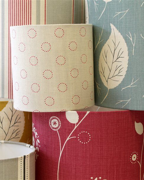 Lampshade Stack - Pretty Maids - Sweet Pea