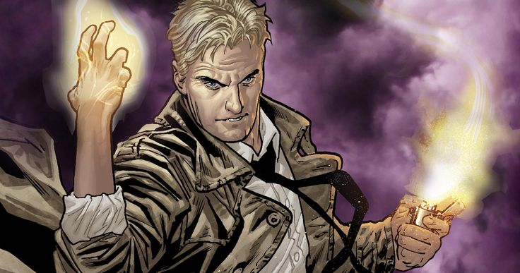 Four Constantine TV Series Characters Revealed -- The pilot from Batman Vs. Superman writer David S. Goyer will include Constantine's longtime friend Chas along with two newcomers. -- http://wtch.it/uEK4F