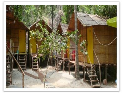 Beach Huts, Residensea, Arambol, Goa
