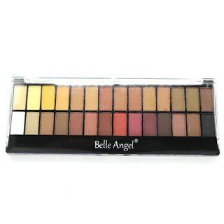 Mah Gomes: Testei: Paleta 28 cores Belle Angel