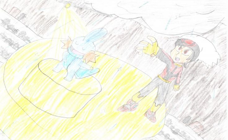 Sam K. - Ruby and Mumu Pokemon Adventures