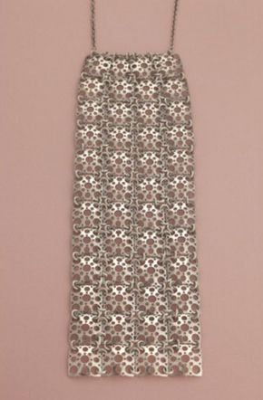 "Liisa Vitali for Aatos Hauli, vintage silver ""Pitsi"" (Lace) necklace, 1973-74/1980. #Finland | Hagelstam & Co"