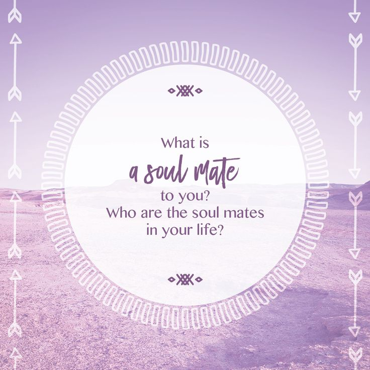 Soul to Soul Q: What is a soul mate to you? A friend or lover? x http://www.krisfranken.com/shop/