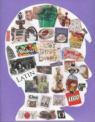Inside My Head: an activity for kids