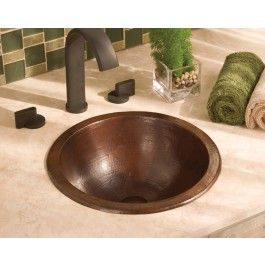 Kck bathroom sinks 10 handpicked ideas to discover in - Small round undermount bathroom sinks ...