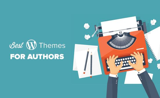 29 Best WordPress Themes for Authors (2017) - http://www.wpbeginner.com/showcase/best-wordpress-themes-for-authors/?utm_campaign=coschedule&utm_source=pinterest&utm_medium=DM%20Solutions%20e.K%2E