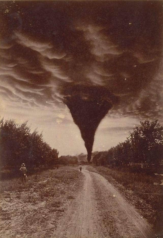 Oklahoma Cyclone, No.2