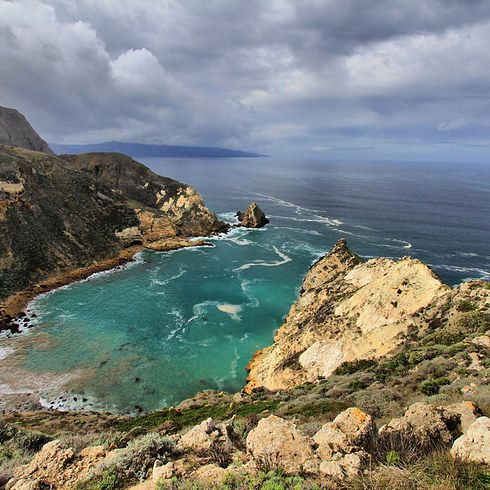 Channel Islands National Park, California. Channel Island National Park consists of five islands off the coast of southern California. The islands are so isolated that they house over 150 unique species of plants and animals that are not found anywhere else in the world.