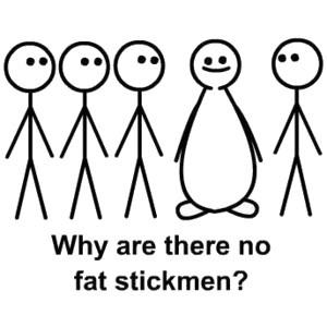 Fat Stickmen>>> Penguin!!! lol!