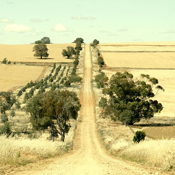 Between Sydney and Dubbo, Australia