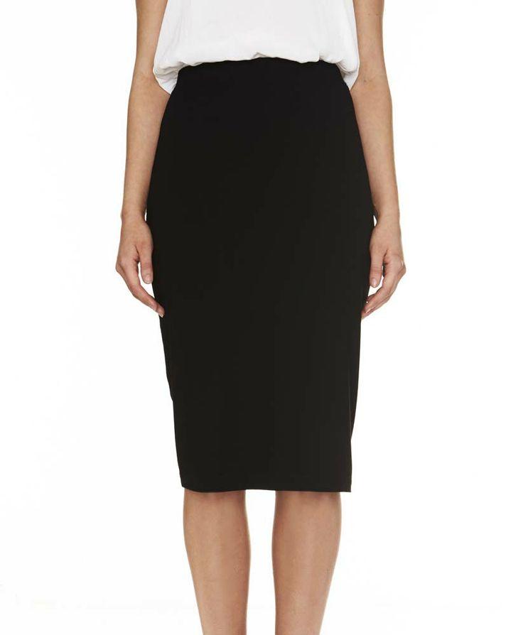 Mela Purdie - Long Double Skirt 536 F01 #melapurdie  #redworks