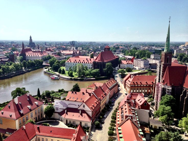 Catisart - Ανακαλύπτοντας το γοτθικό Βρότσλαβ, με τη βοήθεια νάνων οδηγών