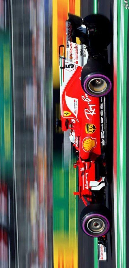 2017/10/29:Twitter: @sebvettelnews: 1:16.488 - Sebastian Vettel's pole position time and new track record.  #MexicoGP  #F1 #Seb5