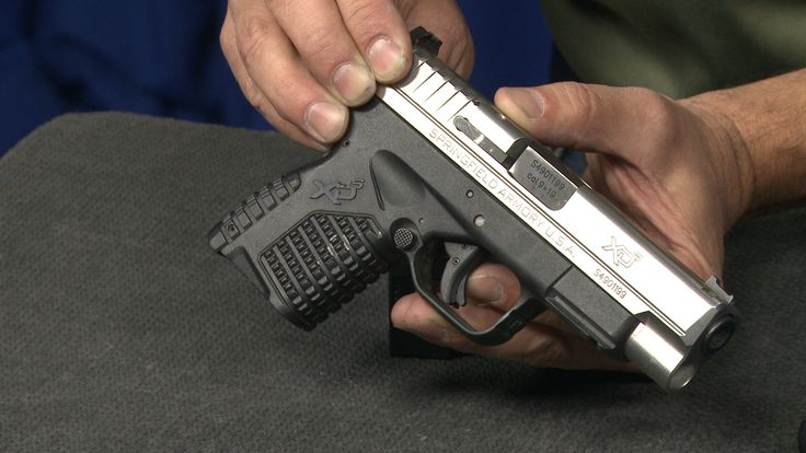 Watch this video to see how Rob Pincus defines appropriate manually operated safeties for defensive pistols.