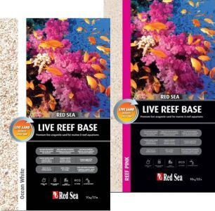 Red Sea Live Reef Base Substrate (ocean white)