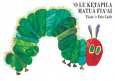 Our favourite Hungry Caterpillar... now in Samoan!