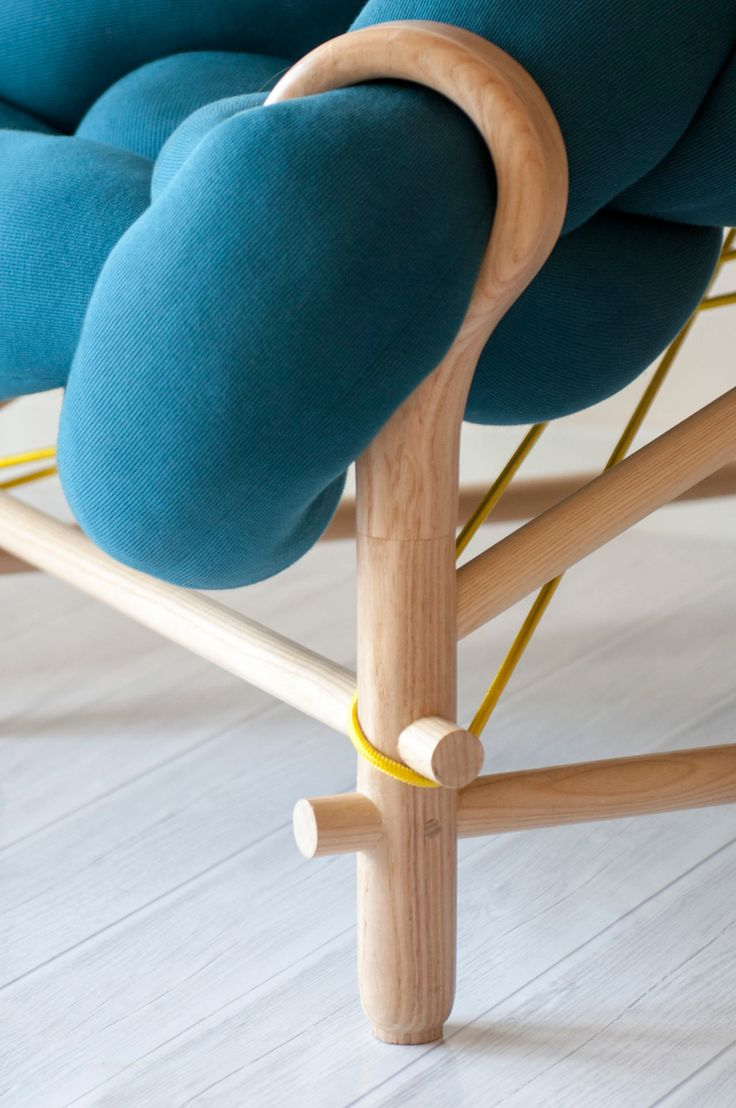 Veegadesign specializes in handmade furniture, lighting, and accessories, using traditional techniques in modern ways with bold colors and playful shapes.