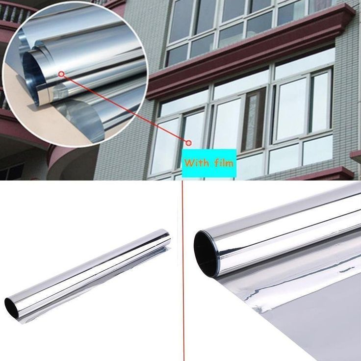HOHO Mirror Silver 20% Solar High Reflective Window Film One Way Privacy Tint for Home Office Store Glass(152cmx1000cm) *** You can get more details by clicking on the image. (This is an affiliate link and I receive a commission for the sales)