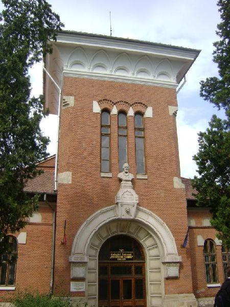 Casa Costache Negri (Colegiul National Costache Negri)
