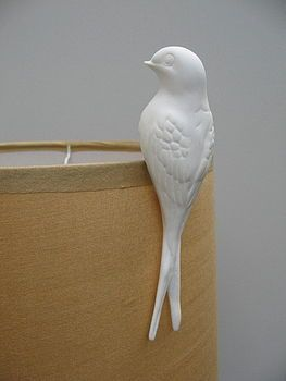 Porcelain bird for lampshade Website lists UK shipment only. Anyone know of a US source?