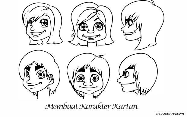 Situs Untuk Membuat Karakter Kartun