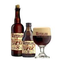 Waterloo Double 8 Dark Brasserie du Bocq Purnode-Yvoir