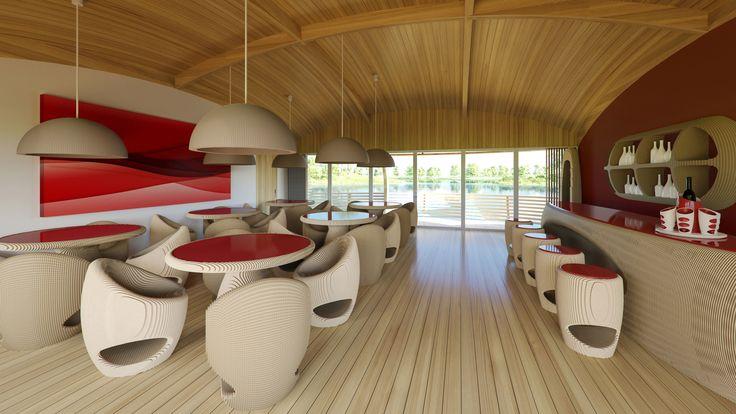 Luxury Houseboat Living: the WaterNest 100 | www.coastmagazine.co.uk