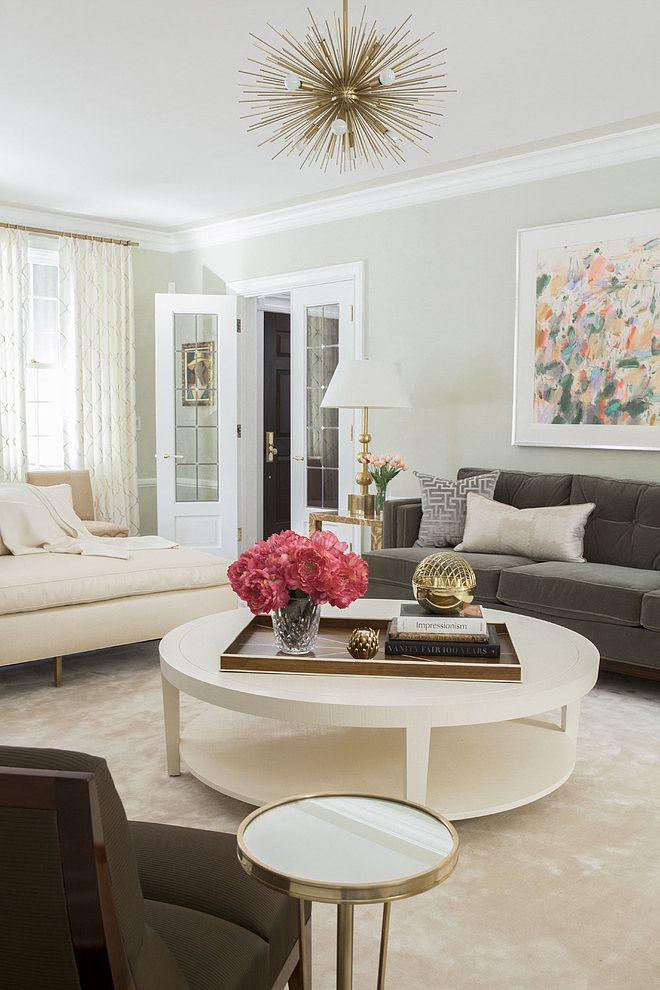 Living Room Round Table Contemporary Pictures Rye Home By S B Long Interiors Interior Decor