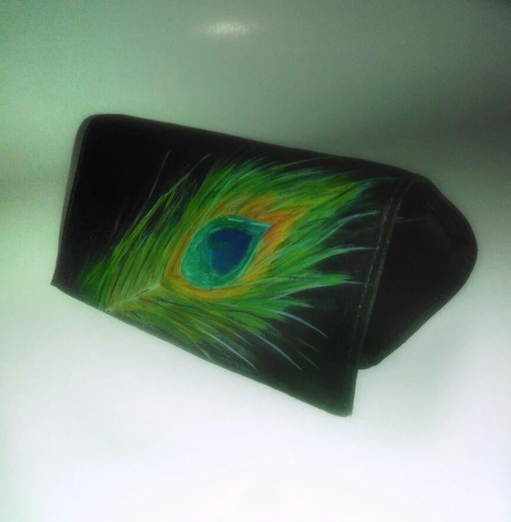 Peacock Feather.  Voi Brand