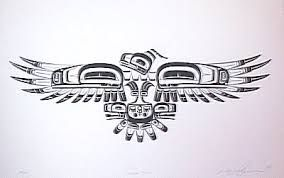 native american thunderbird bird - Google Search