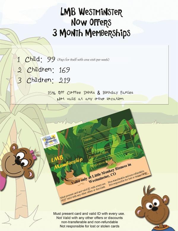 Little monkey bizness coupon parker