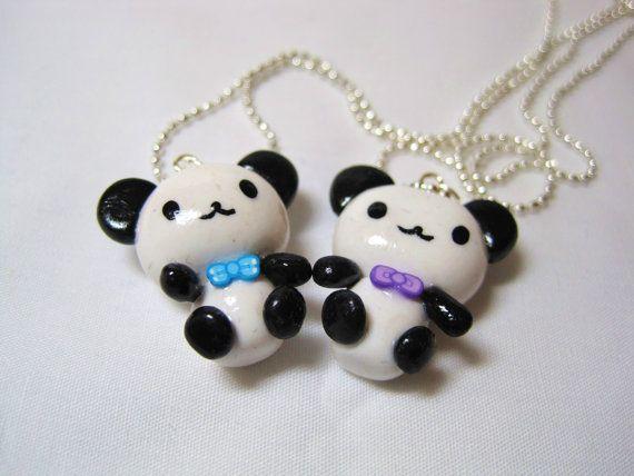 Panda Necklaces