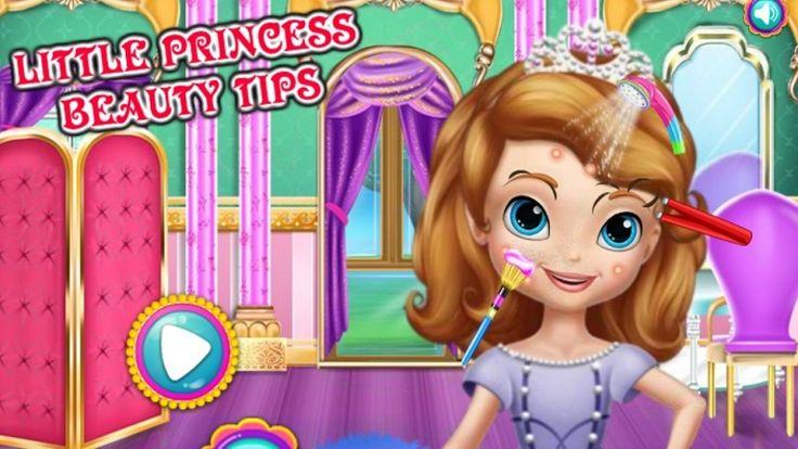 Em Princesinha Sofia Dia de Beleza, a princesinha Sofia é uma princesa muito vaidosa e gosta de estar sempre bem bonita. Hoje em seu dia de beleza ela vai nos contar todos os seus segredos para ficar sempre muito bonita. E a sua tarefa é ajudar nossa princesinha ficar ainda mais bonita. Divirta-se!