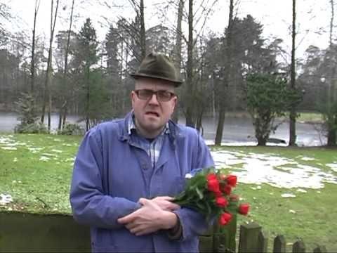 Valentinstag - Feiertag der Floristikbranche. Comedy aus Kattenvenne mit...