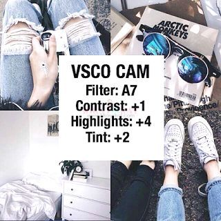 Teil 2: 84 der BEST Instagram VSCO Filter-Hacks – #Der #FilterHacks #instagram #…