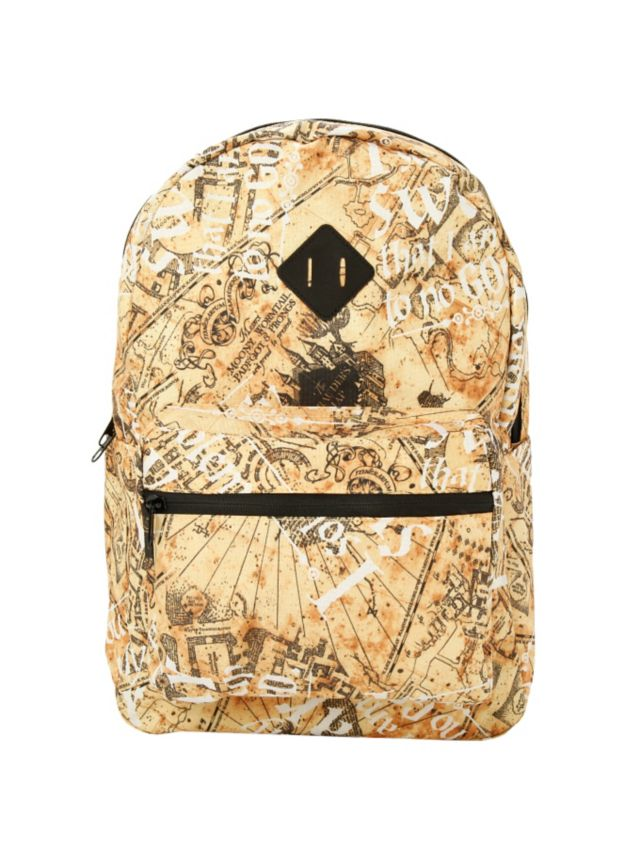 Harry Potter Marauder\'s Map Backpack | Hot Topic