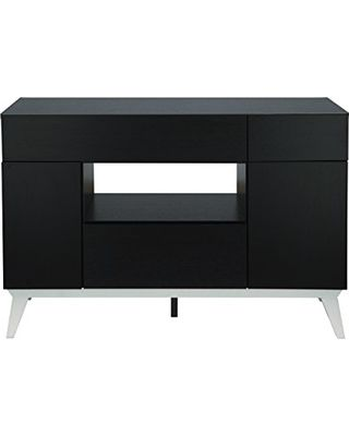 Furniture of America Giulia Modern Buffet Table  Black. Best 25  Modern buffet table ideas on Pinterest