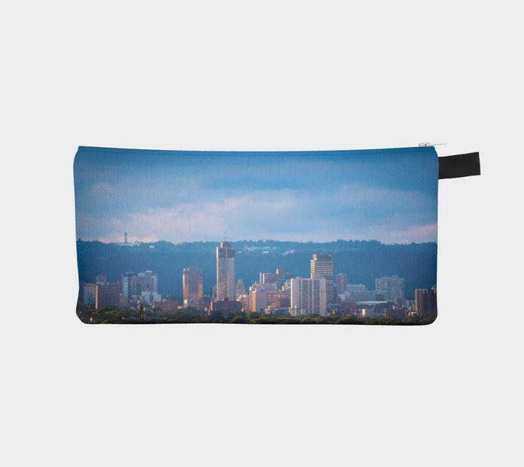 Hamilton Skyline Pencil Case