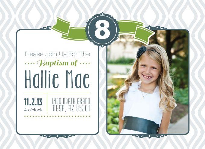 40 best Baptism LDS Card Templates images on Pinterest