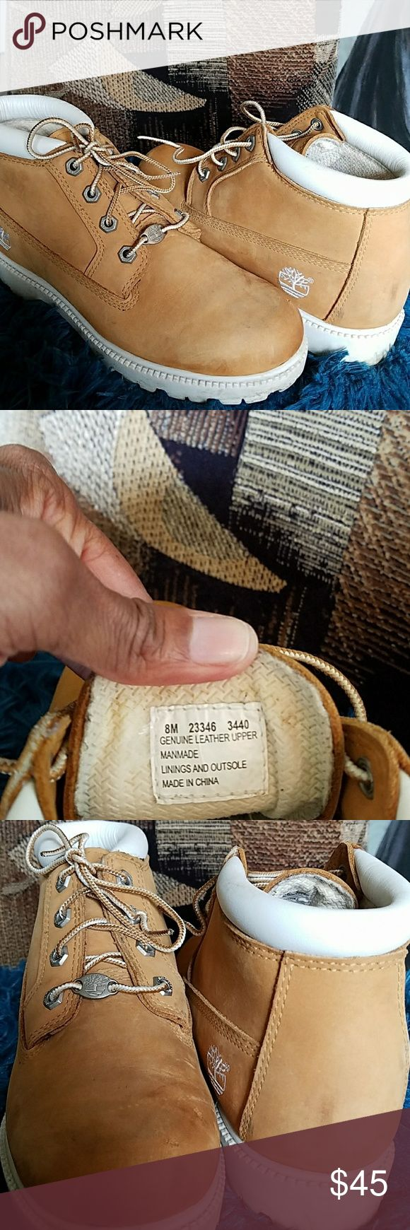 Timberland Nellie Women's  boots Light brown waterproof Timberland ankle boots Timberland Shoes Winter & Rain Boots