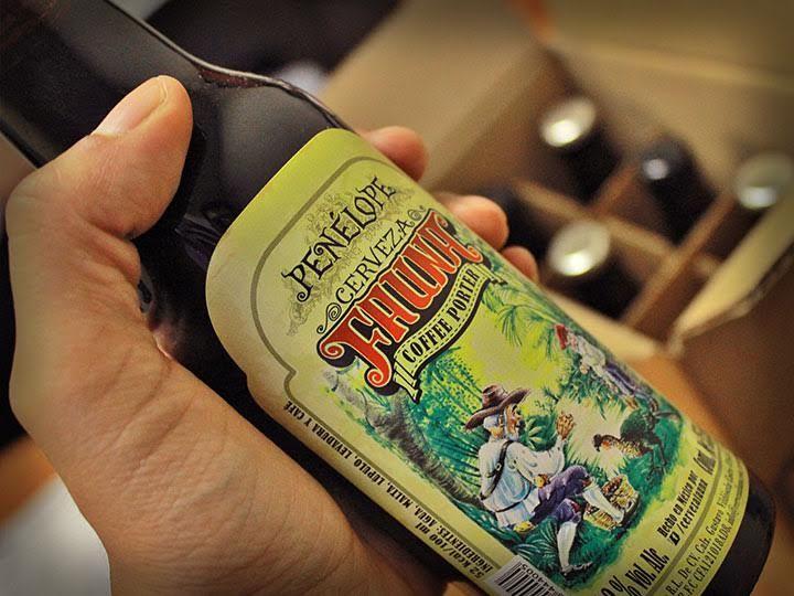 Fauna, la cervecería artesanal de Mexicali, Baja California que ya llegó a Taiwán  ❣️