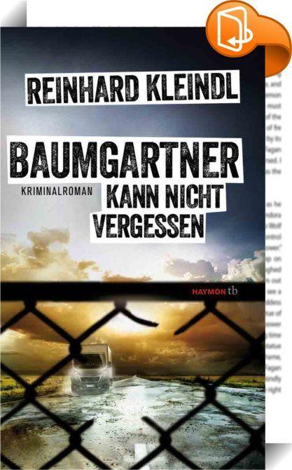 Baumgartner kann nicht vergessen    ::  <h2><p>Wo ein Richter, da ein Henker: ein erschütternder Fall für Franz Baumgartner.</p></h2><p></p><p><b>Sechs Tote in einem Lieferwagen - und keine Spur zu ihrem Mörder</b></p><p>In der Nähe von Graz wird aus einem Schotterteich ein Lieferwagen geborgen. Die Fracht ist schockierend: Im Laderaum sitzen sechs Tote.Wer die Menschen sind? Völlig unklar. Wie sie ums Leben kamen? Ebenfalls.Eines jedoch zeigt sich recht schnell: Sie sind nicht gleic...