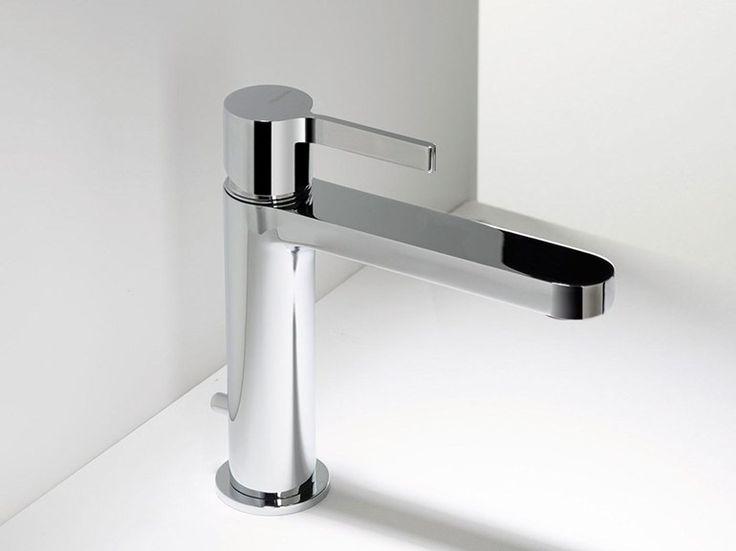 Miscelatore per lavabo da piano TIE | MISCELATORE PER LAVABO MONOCOMANDO - RUBINETTERIE RITMONIO