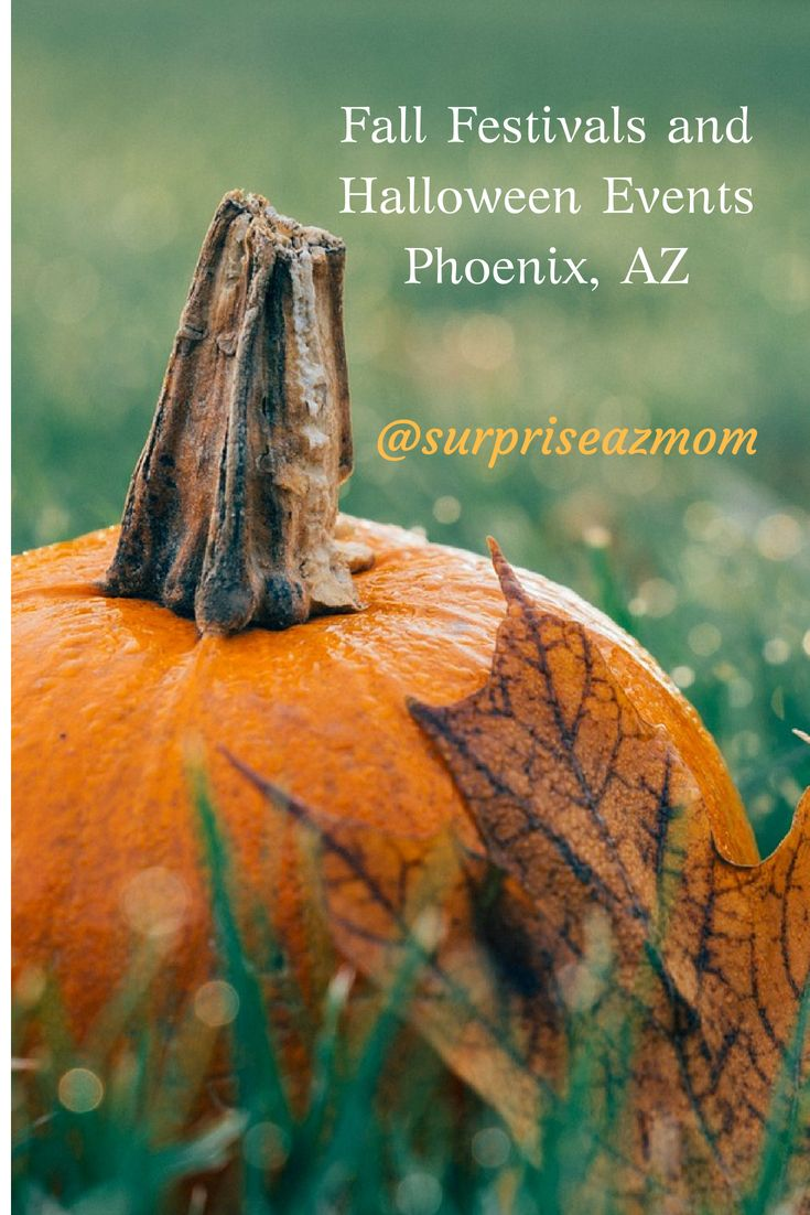 Fall Festivals and Halloween Events 2018 | Fall Fun in