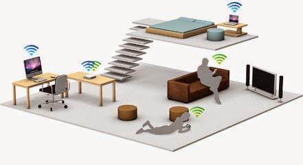 Repetidor wifi en casa y amplificador wifi