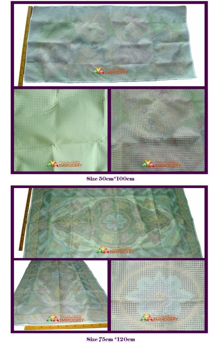 3D tapete do gancho da trava Kits flores rosa costura DIY inacabado crochê tapete tapete almofada fio Home Decor bordado tapete tapete em Almofadas de Casa & jardim no AliExpress.com | Alibaba Group