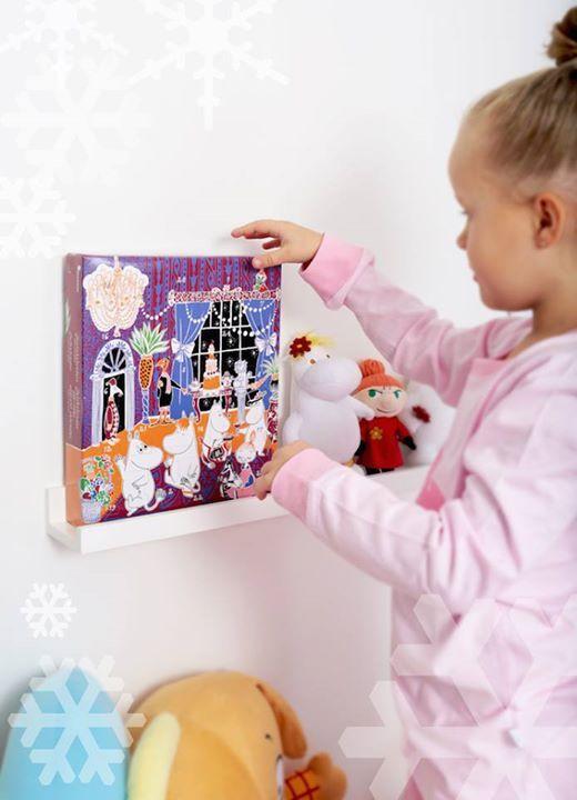 Muumi-joulukalenteri