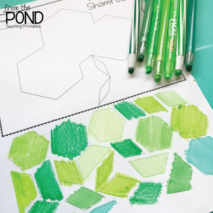 Best  Free Pattern Block Printables Ideas On