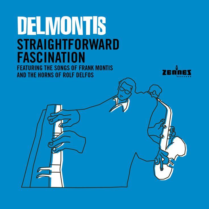 "Delmontis ""Straightforward Fascination"" (CD)"
